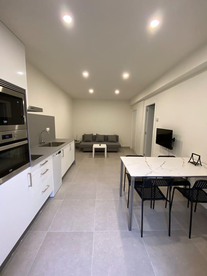 Apartamento 2 en la Costa Quebrada cantabria