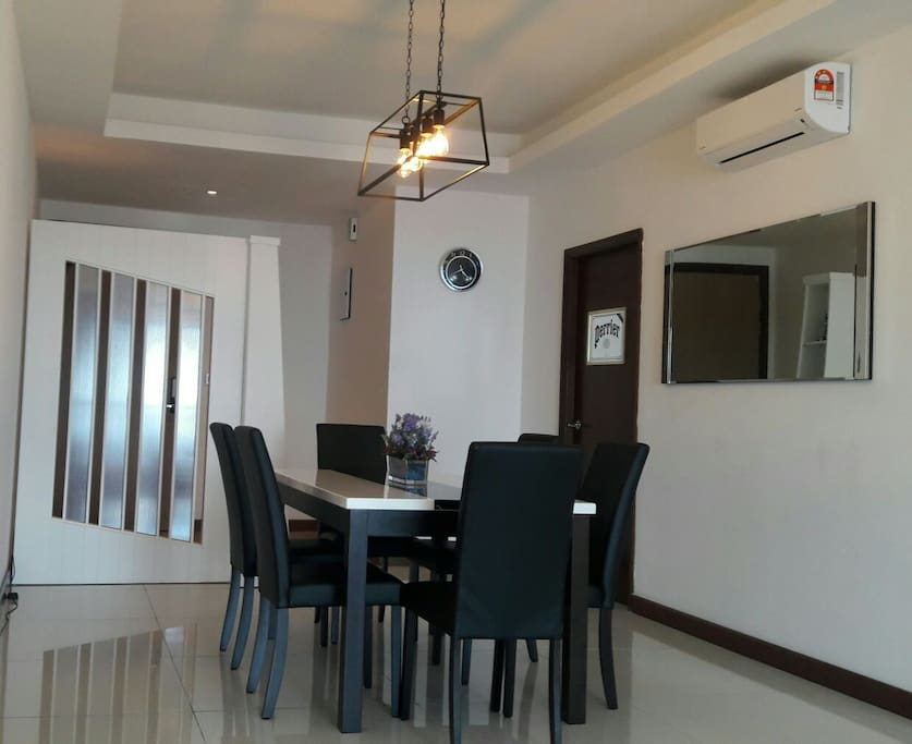 Fully Airconditioned and tastefully furnished for your comfort