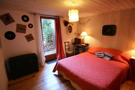 B&B A LA CARTE - chambre d'amis - Bed & Breakfast