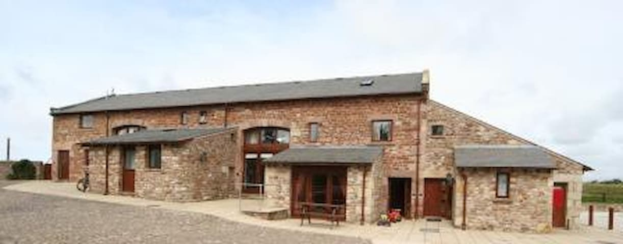 4 Star Self Catering Cottages in Lancaster (2) - Cockerham - Flat