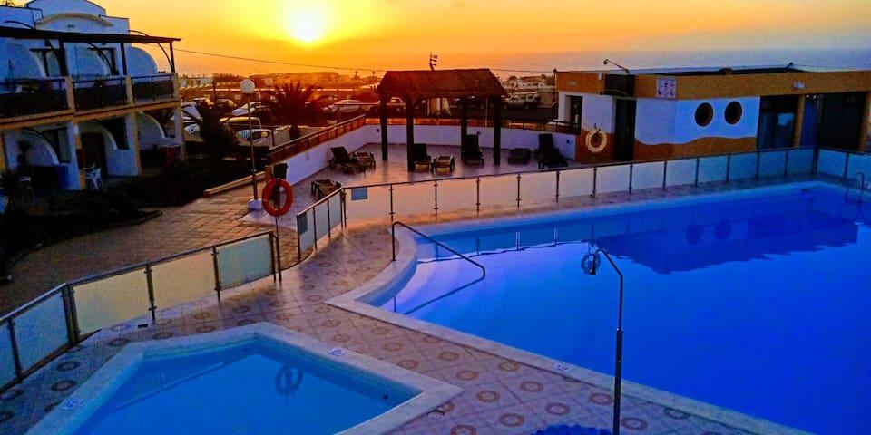 """Appartement """"LIFE"""" Détente totale à Fuerteventura"""