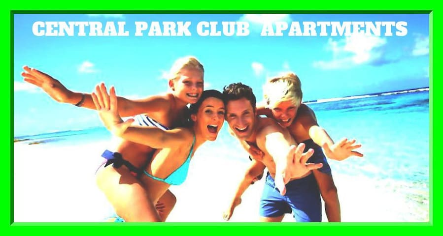 DEPARTAMENTO  6  STAR ★CENTRAL PARK CLUB