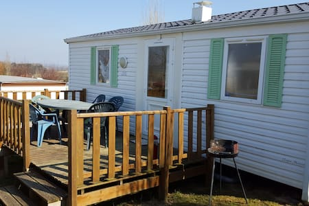 Location mobil home proche plages - Samer - Andere