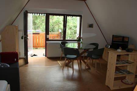 Ferienwohnung Zum Holzwurm - Vierlinden