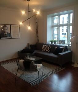 Bright and clean apartment in wonderful Copenhagen
