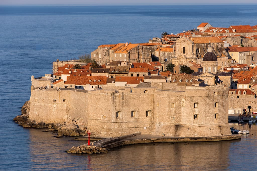 Old town of Dubrovnik