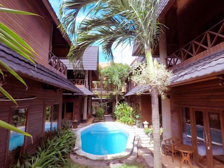 Best Choice Bungalow Near Jimbaran Beach