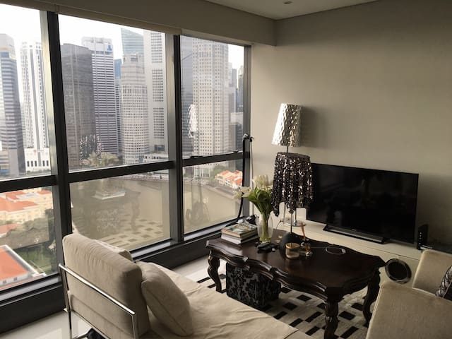 Private Luxury Master bedroom - Singapore