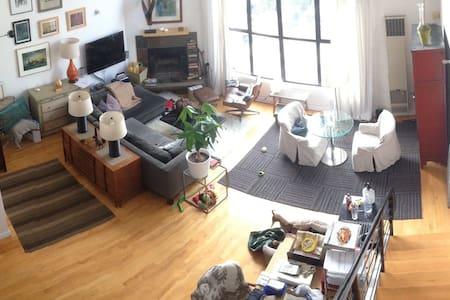 Lux Loft in SOMA! - San Francisco - Apartment
