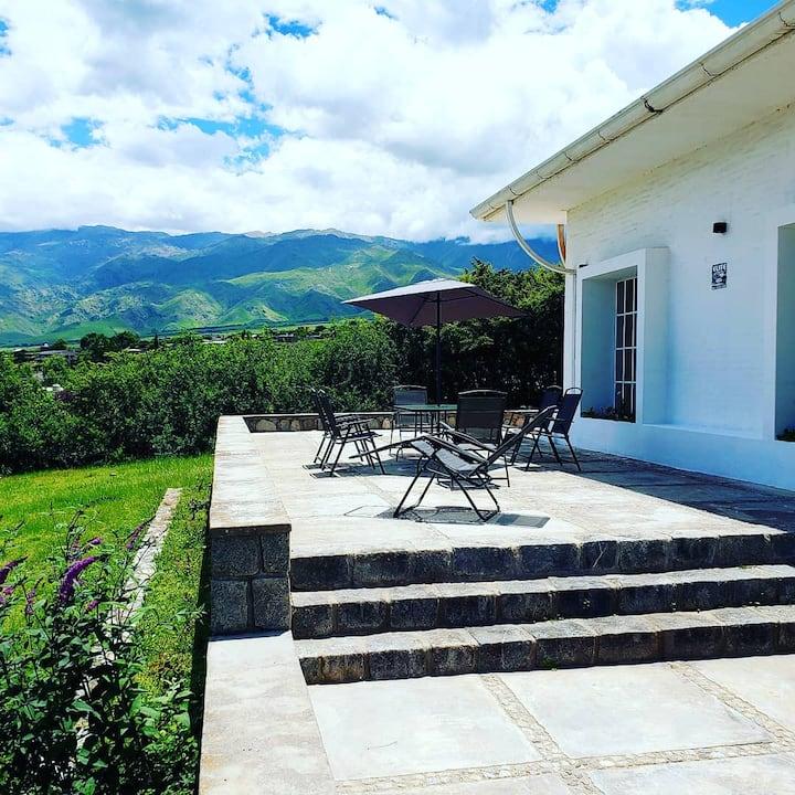 Casa con excelente ubicación y confort en Tafi