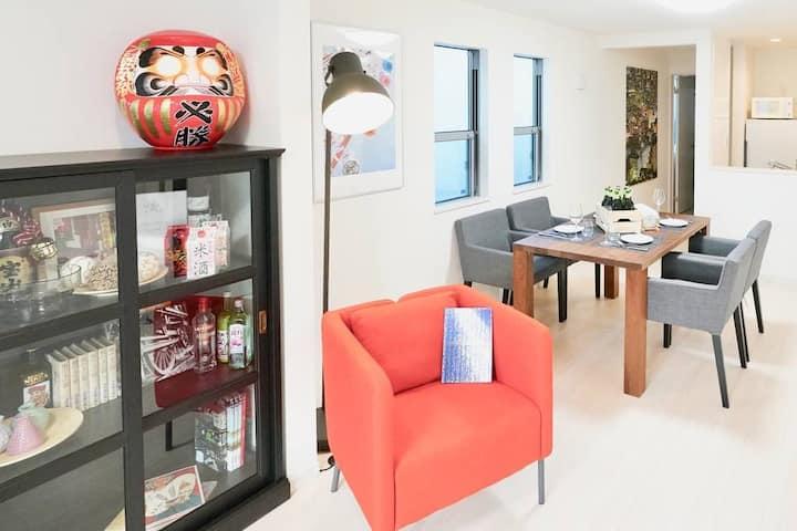 Legal high quality residence & near Ikebukuro