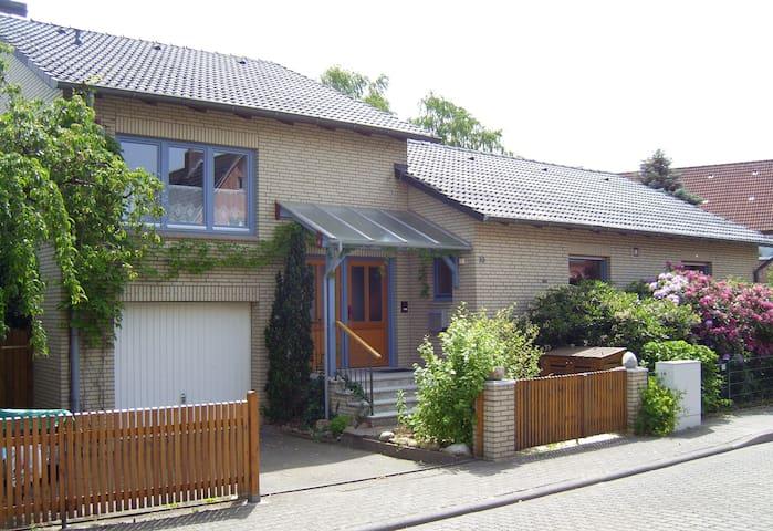 Ferienwohnung Lauenburg - Lauenburg - Appartement