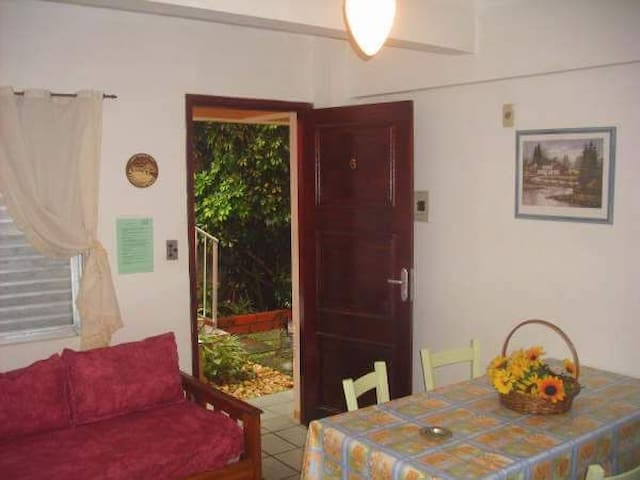 Apartamento de 1 dormitório em Canasvieiras