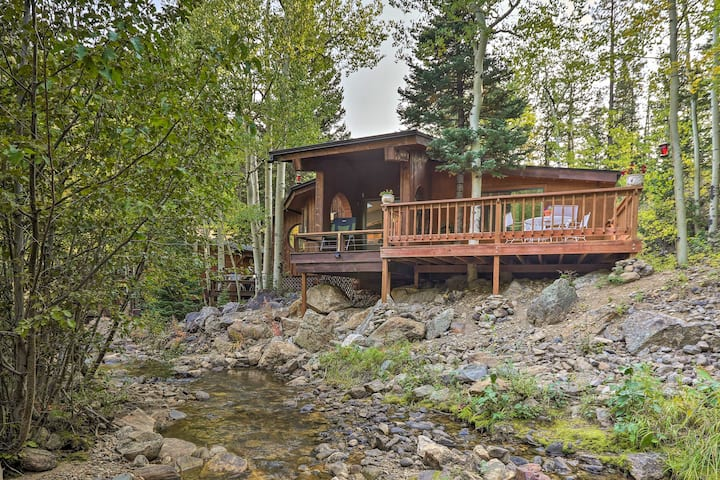 Cabin On Clear Creek: Great For Adventures & More!