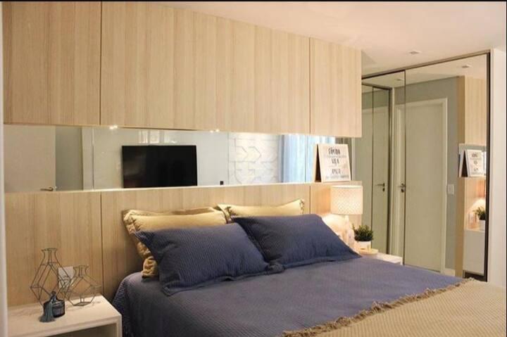 Apartamento Térreo Golfville Luxo