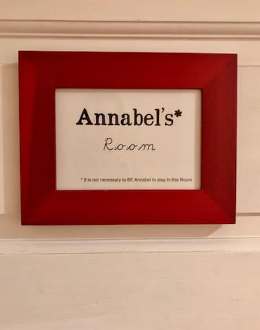 Annabel's Room*