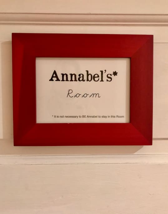 Annabel's Room*