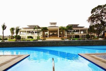 The Grass Residences Condominium 1 Bedroom - Quezon City
