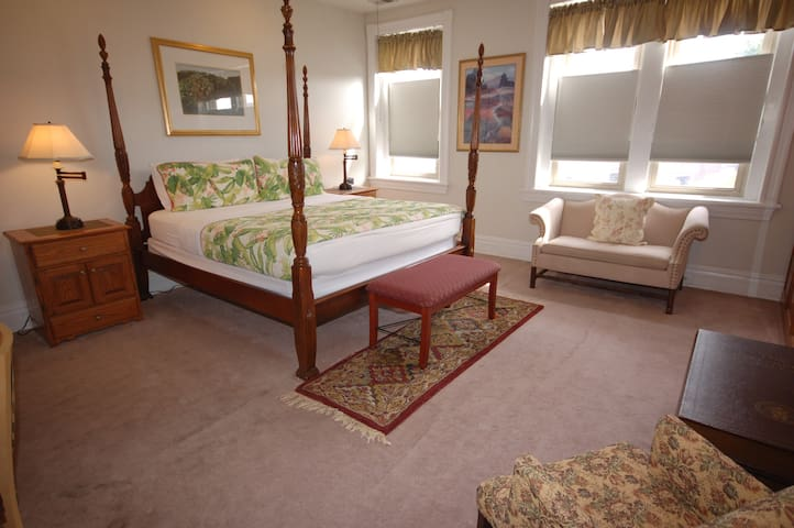 Cardozo Guest House Norwell Room