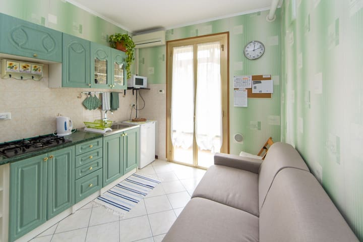 Little and cozy flat near Venice - Venesia - Apartemen