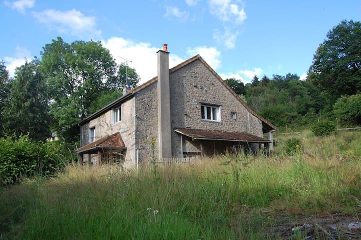 La grange de Bois Jourdain