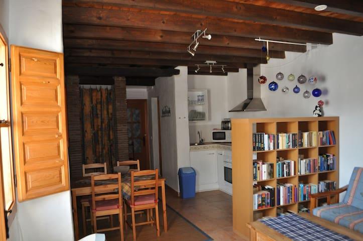 Casa Blanca FeWo (Axarquia) gemütliche Unterkunft