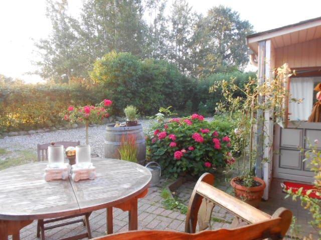 Rosen Cottage**Satrup - Mittelangeln - Casa