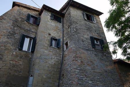 Appartamento nella natura degli Appennini - Borgo Pace