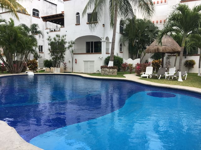 Nice private room near to the beach - Cancún