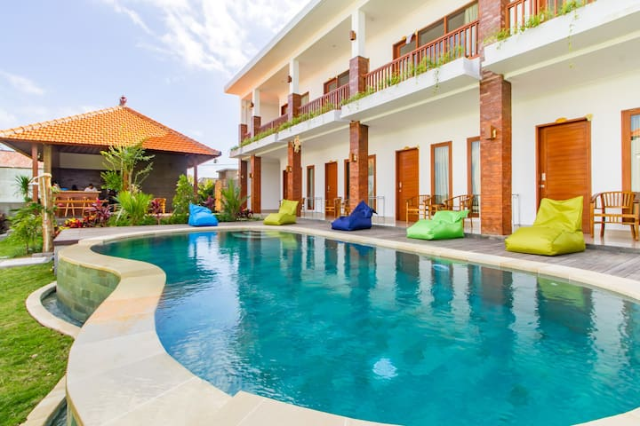 Tranquil Holiday Room in the Heart of Canggu #8