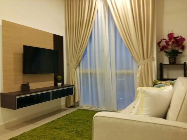 703 Legoland Medini Cozy Studio - Nusajaya - Apartamento