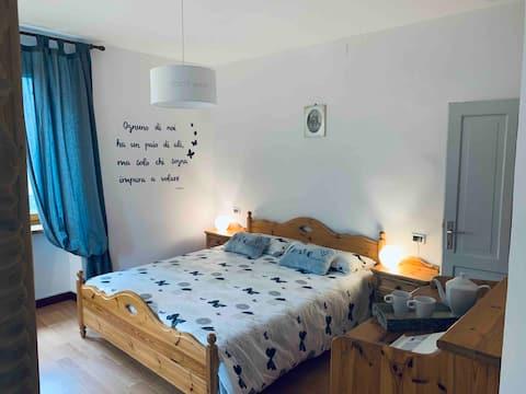 """Villa Maria  Appartamento """"La farfalla"""""""
