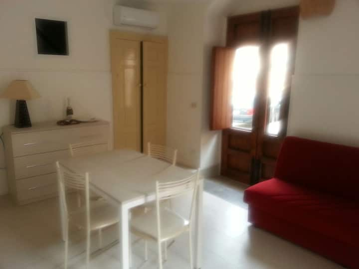 Lovely apartment in the center of the City