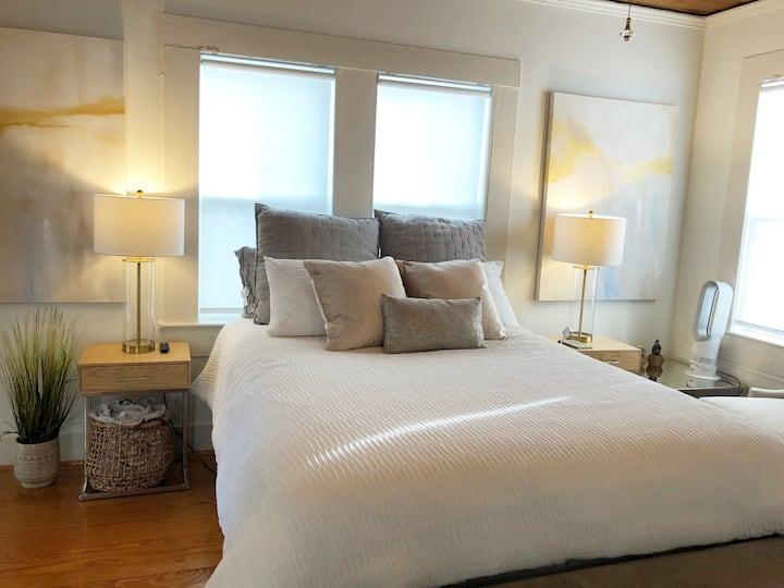 Cozy Apartment in Beautiful Historic Monte Vista