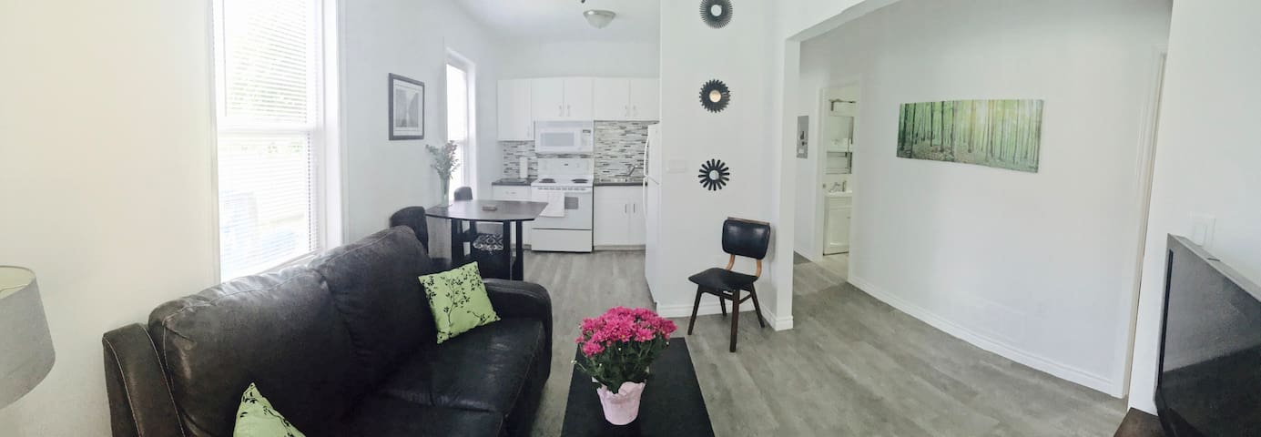Beautifully Renovated Downtown Apartment!