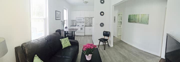 Beautiful and Bright Apartment near Downtown