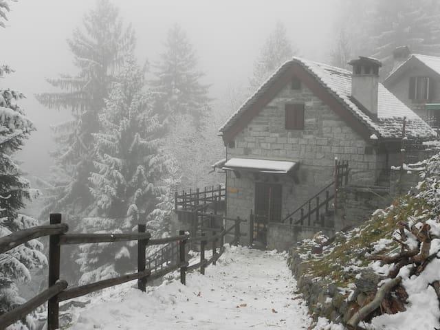 Baita a Varzo - San Domenico Ski - San Domenico - House