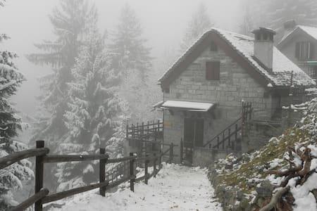Baita a Varzo - San Domenico Ski - San Domenico - Casa