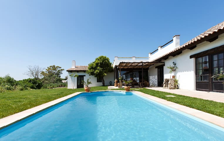 Superb self-sufficient villa near Vejer - Vejer de la Frontera - Villa