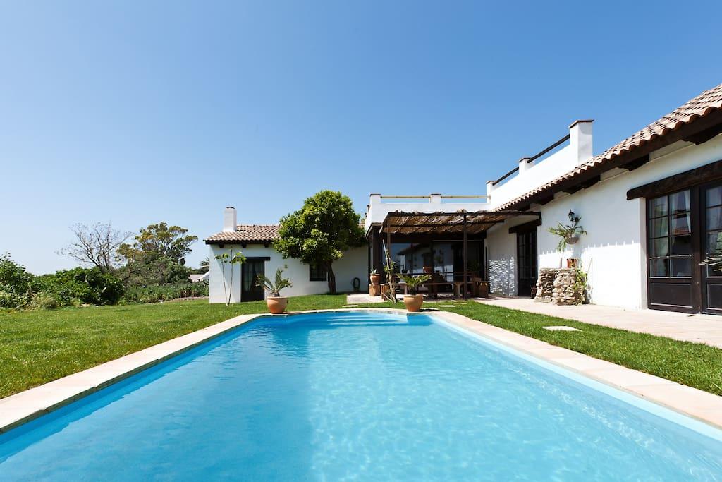 Villa maravillosa y autosificiente cerca de vejer villas en alquiler en vejer de la frontera - Alquiler casa vejer de la frontera ...