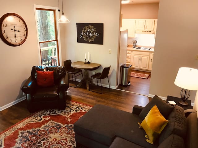 Treeside Terrace - 2 BR Private Entry