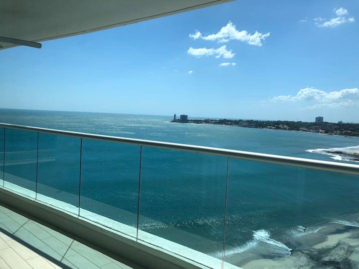 Apartamento de Playa en Nueva Gorgona