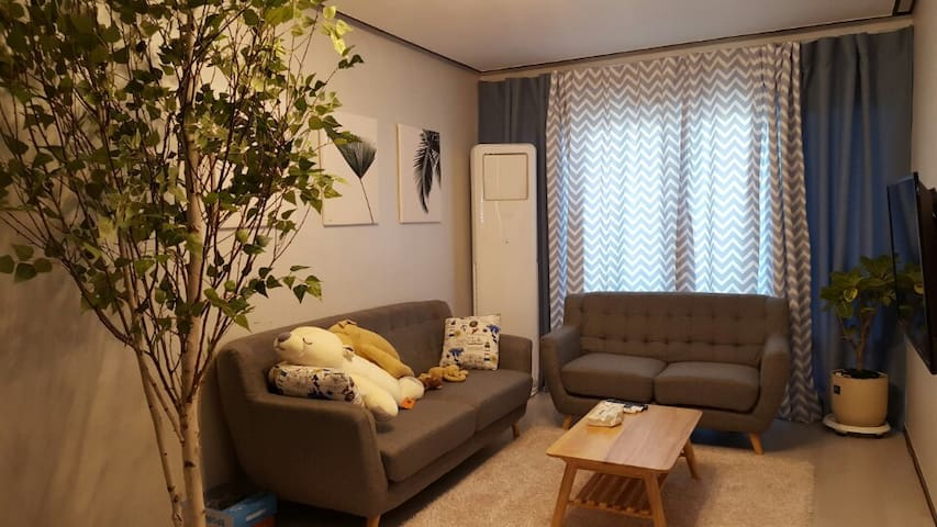 SUBONGBONG HOUSE #D410 - Near Pohang youngil Beach - Buk-gu, Pohang - Appartement