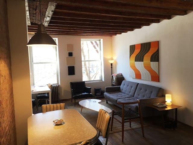 Clean, beautifully modernized, vintage apartment - นิวยอร์ก - อพาร์ทเมนท์