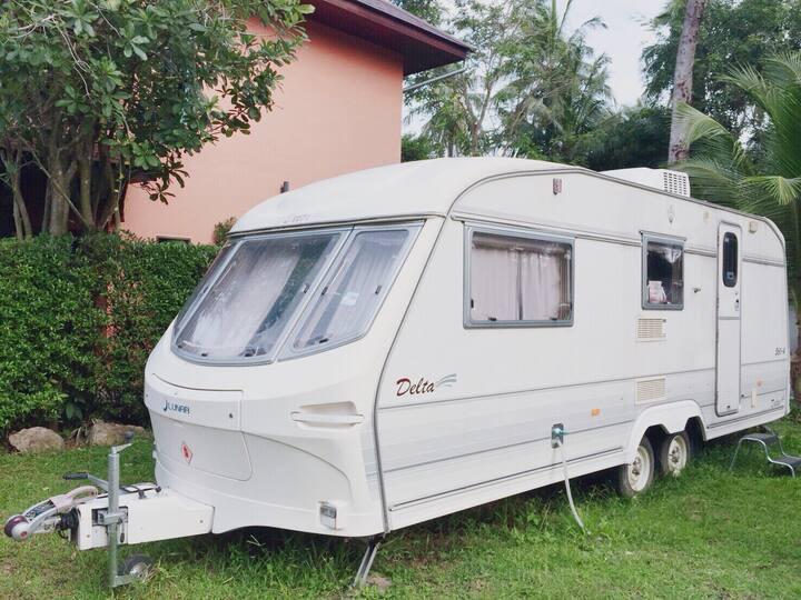Lunar classic caravan in Phuket/Phangha