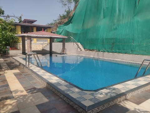 TWT 1002/05 | Peaceful stay at Alibaug