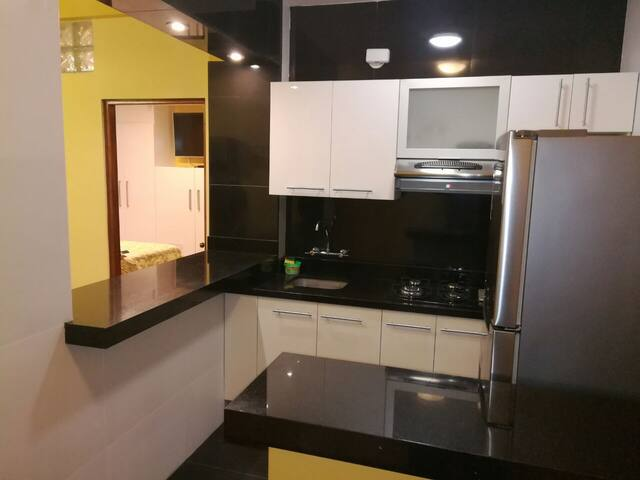 Apartamento Miraflores Boulevard Tarata