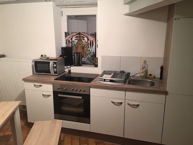 1 DZ im Ferienhaus Ochsenfurt - Ochsenfurt - Wohnung