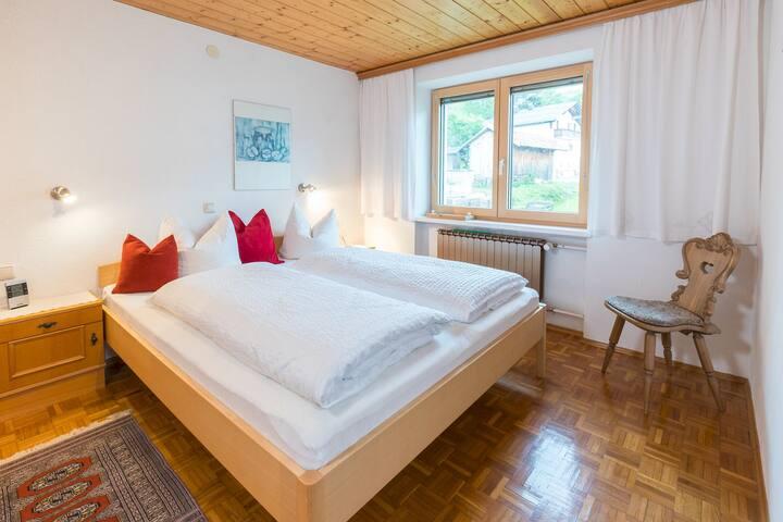 Försterhaus (Egg (AT)), Ferienwohnung Obergeschoss
