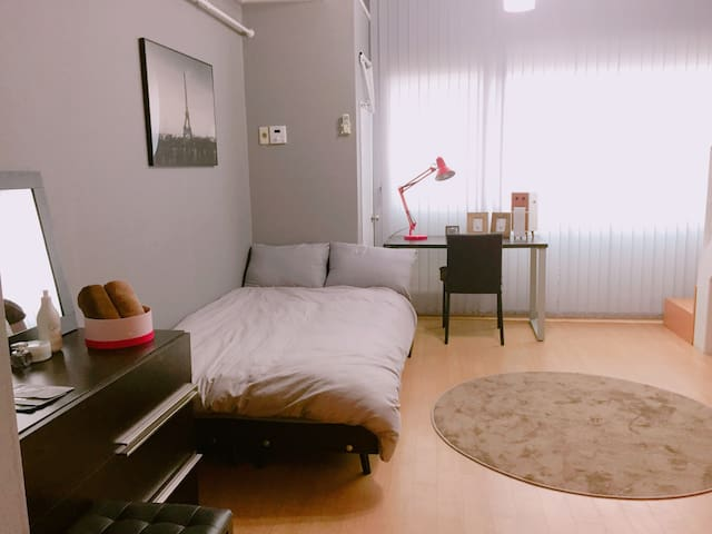 Like@home, SM TOWN 5min. Female only. Private bath - 서울특별시 - Apartamento